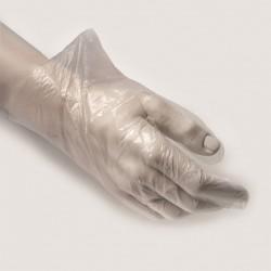 Rękawice foliowe
